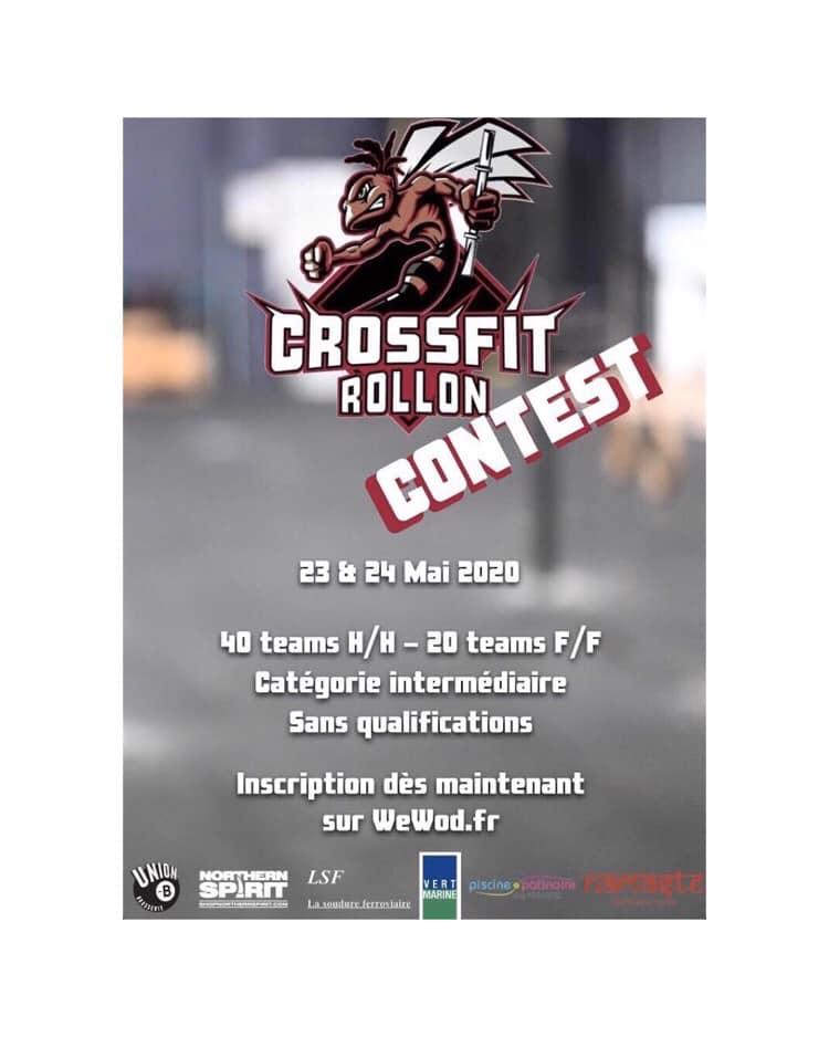 Crossfit Rollon Compétition